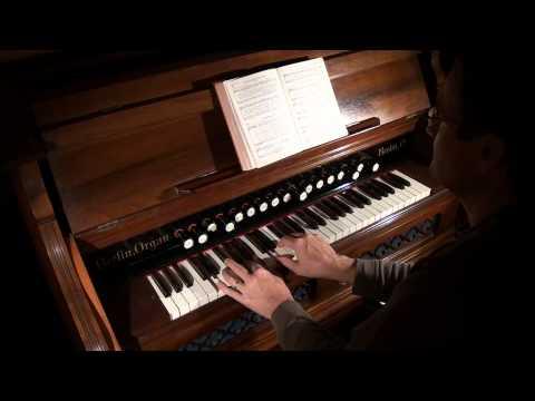 I Surrender All - Hymn - Berlin Reed Organ