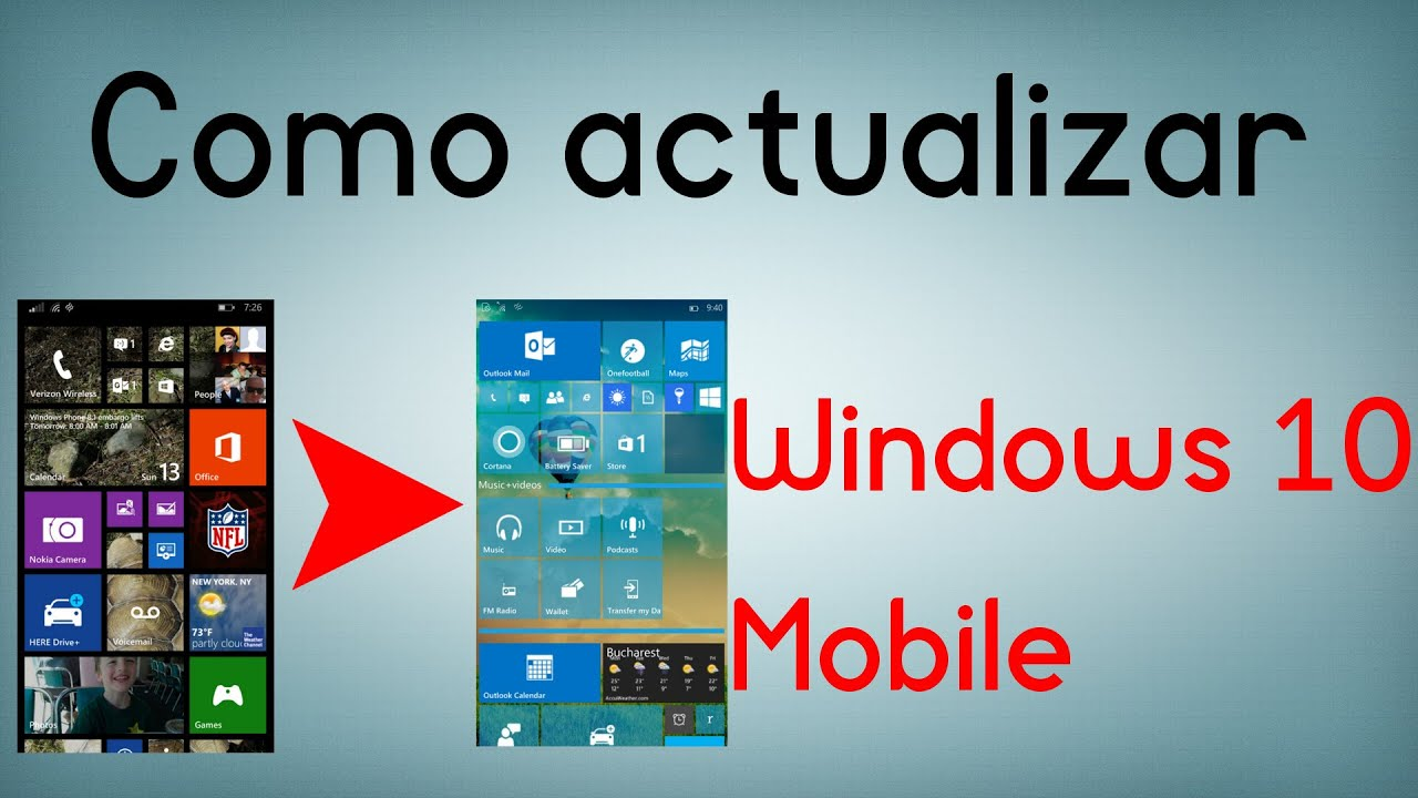 como actualizar firmware movil