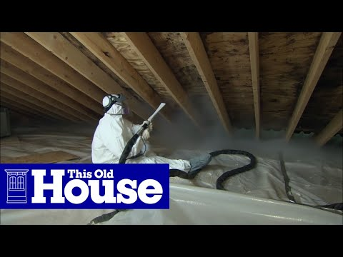 How to Clean Up Attic Mold - This Old House