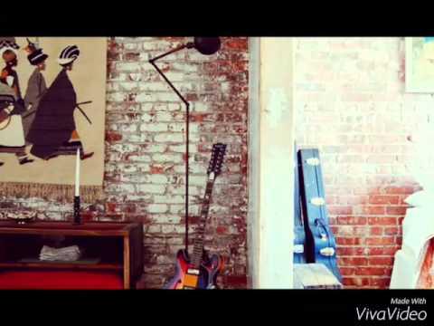 Кирпичная стена в интерьере.Фото для вдохновления.
