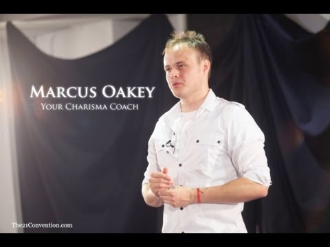 Marcus Oakey | Your Charisma Coach | Full Length HD