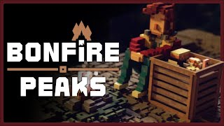Come help us set our belongings on fire in this beautiful voxel art puzzle world.