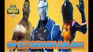FORTNITE NUEVA ACTUALIZACIÓN JUMPSHOT/TRIPLE THREAT SKIN/SLAM DUNK AXE/HANG TIME GLIDER NEW BLITZ SHOWDOWN