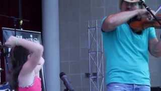 fiddles rock chris higbee live at the warren amp 6 15