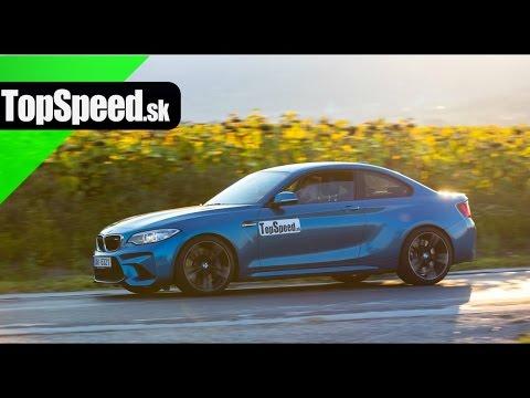 Test: BMW M2 F87 TopSpeed.sk