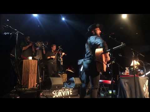Nahko: I Am Bear Tour at the Hamilton DC//Ice Turtle Girl: The Life & Times of Ice
