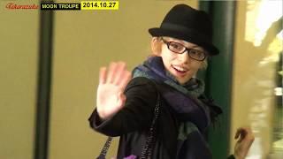 2014.7.27 shooting MOON TROUPE ASAMI JUN.