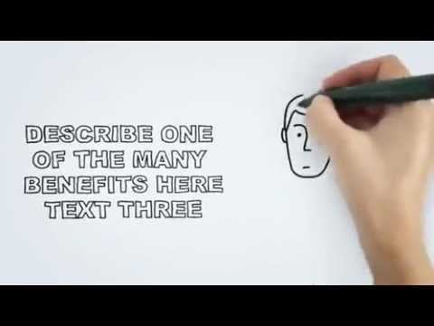 Webberman Video Scribe Template - YouTube