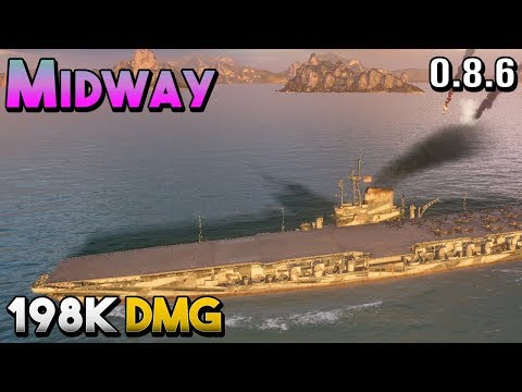 Midway: Best CV - World of Warships