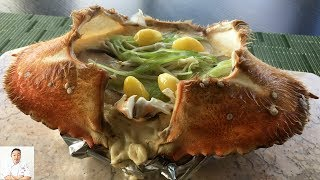GRAPHIC: Dungeness Crab Chawanmushi