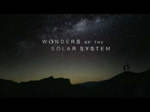 Wonders of the Solar System Score - Soaring