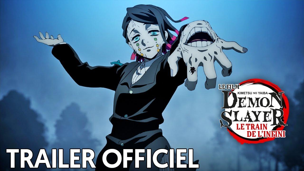 Download Demon Slayer -Kimetsu no Yaiba- Le film : Le train de l'infini VOSTFR   Trailer Officiel