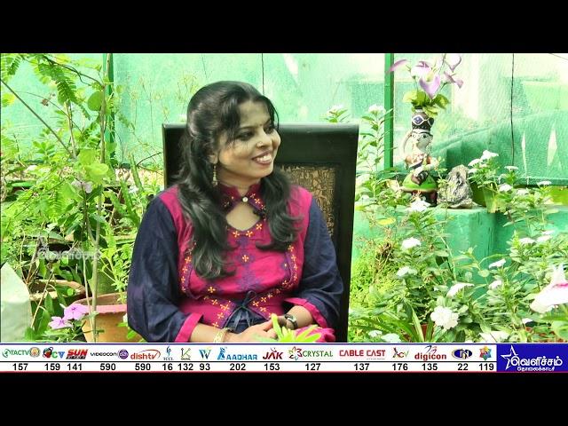 En Veetu Thottathil - Epi - 234 | Terrace-and-Roof Gardening | Videos | Velicham Tv Entertainment