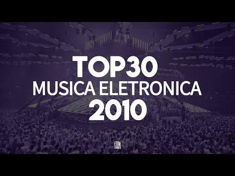 Top 30 Música Eletrônica 2010
