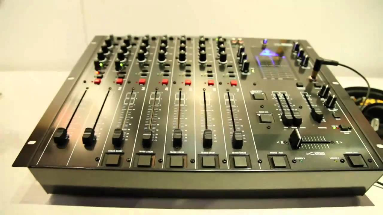 namm 2011 behringer dx2000usb dj mixer youtube. Black Bedroom Furniture Sets. Home Design Ideas
