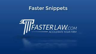 Faster Snippets Standard Promo