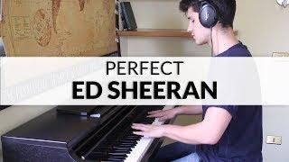 Ed Sheeran - Perfect | Piano Cover