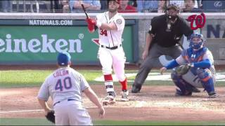 Bryce Harper adds to his Opening Day home run total in 2016
