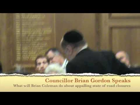 Barnet Council Meeting 0913 - Tory comedy moments