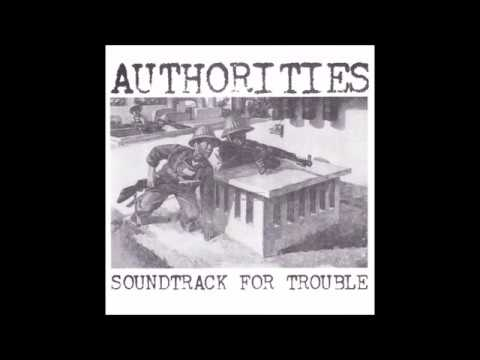 Authorities- Soundtrack For Trouble EP
