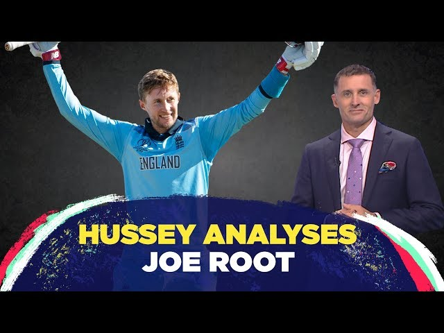 Hussey: Root is the most important batsman in England's ODI line-up