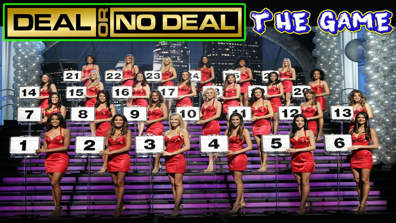 Deal or no deal the game gameplay pc hd youtube