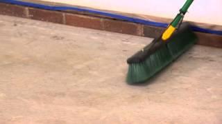 Preparing To Pour Concrete On Your Floor By Valspar