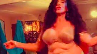 Kawakeb Hot 💥💫Summer Night Arabic Saree Belly Dance