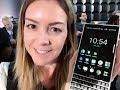 Blackberry KEY2 announcement in New York City