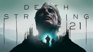 Death Stranding (PL) #21 - Most do przyszłości (Gameplay PL / Zagrajmy w)