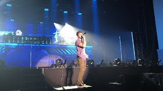 The Chainsmokers Bloodstream Live at Intex Osaka in Japan 180608