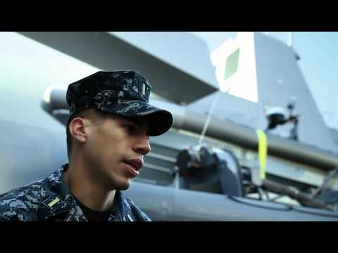 USS New York: Visit, Board, Search and Seizure