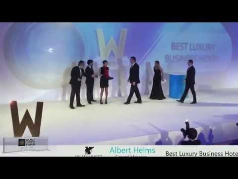 World Tourism Forum Awards /  Best Luxury Business Hotel - JW Marriott Ankara
