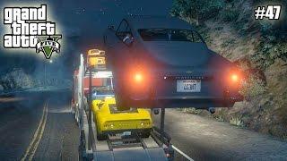 GTA 5 прохождение на ПК на русском (47 серия) (1080р)
