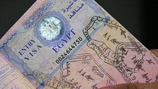 Виза в Египет(Продолжительность синайской визы в Египет всего 15 дней. Данный штамп в паспорте ставят бесплатно, без взима..., 2015-04-16T14:45:43.000Z)