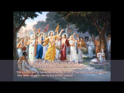 Sri Krsna Caitanya Prabhu Jive Doya Kori