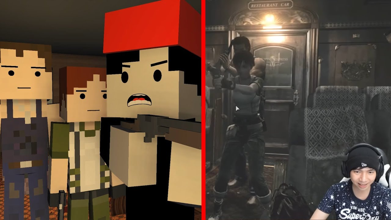 Animation vs Original - MiawAug RE0 Part 2