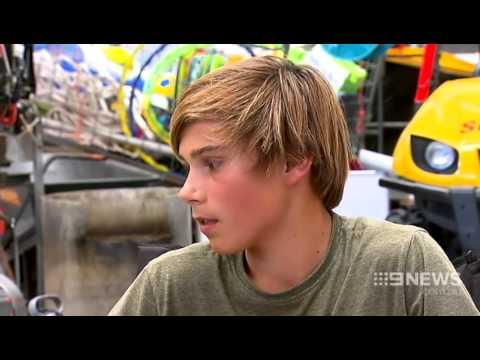 Shark Attack | 9 News Perth