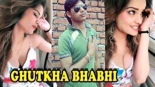 Rohit Kumar MUSICALLY (Gutkha bhai) Duet With GHUTKHA BHABHI || MUSICALLY FUNNY