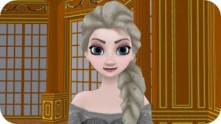Evil Elsa finally appears! Elsa & Anna of Arendelle Episode 11 - Frozen Princess Parody