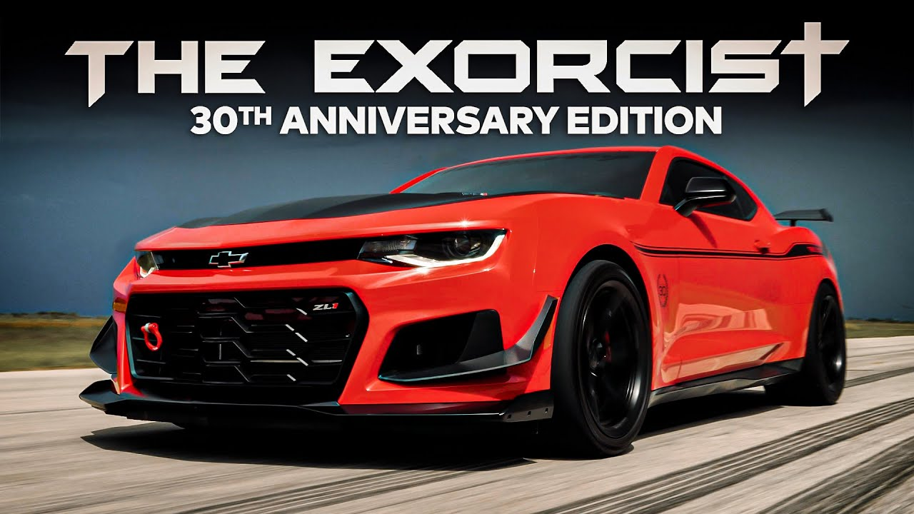 THE EXORCIST | Hennessey 30th Anniversary Edition