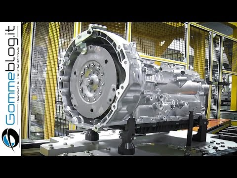 Watching New Gearboxes Get Built Is Supremely Satisfying