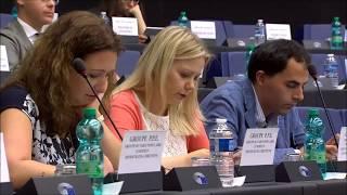 Facebok Cambridge Analytica - European Parliament Hearing 3