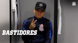 Bastidores - Corinthians 1x0 Palmeiras - Paulistão Sub-20