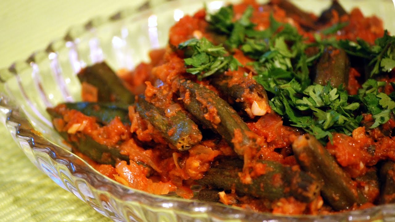 Punjabi bhindi masala recipe video quick easy bhindi sabzi punjabi bhindi masala recipe video quick easy bhindi sabzi okra masala forumfinder Gallery