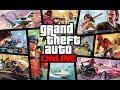 Grand Theft Auto V- эвакуация вертолетом
