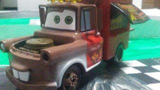 Disney Store Custom Souvenirs Chaser Tow Mater