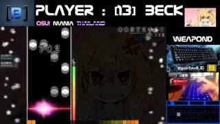 [OSU! TH]Akita Neru - stop nagging me Play by [13] BECK