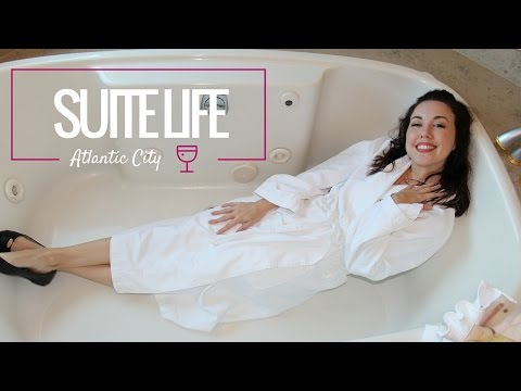 Experience the Luxe Suite Life in Atlantic City's Sheraton Hotel--Ep. 5