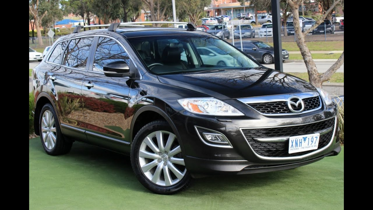 B5530 2009 mazda cx 9 grand touring auto 4wd my10 review youtube b5530 2009 mazda cx 9 grand touring auto 4wd my10 review thecheapjerseys Image collections